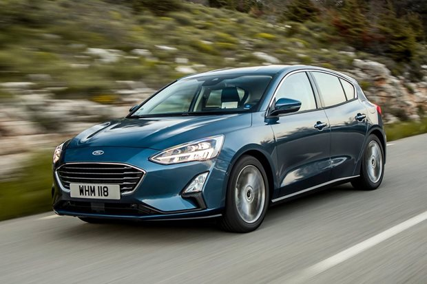 2019 Ford Focus pricing and features
