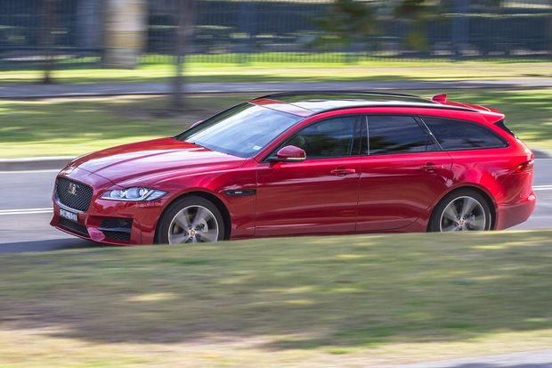 2018 Jaguar XF 25t Sportbrake long-term review, part one