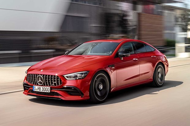 Mercedes-AMG GT43 joins AMG GT53 for launch