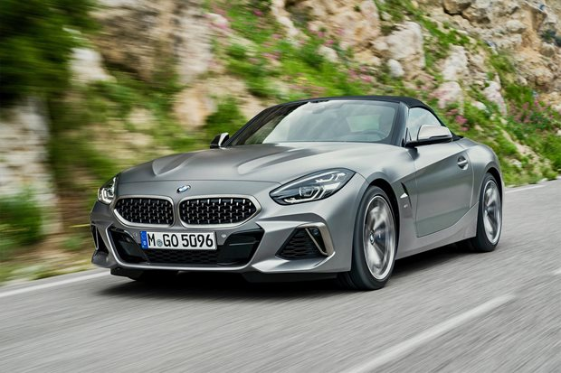 2019 BMW Z4 details announced