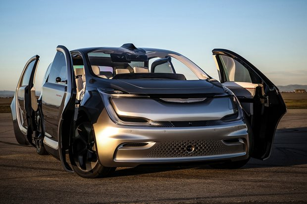 Chrysler Portal electric people mover rumoured for 2020