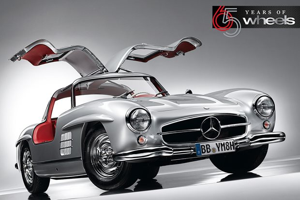 10 iconic car designs: 65 Years of Wheels