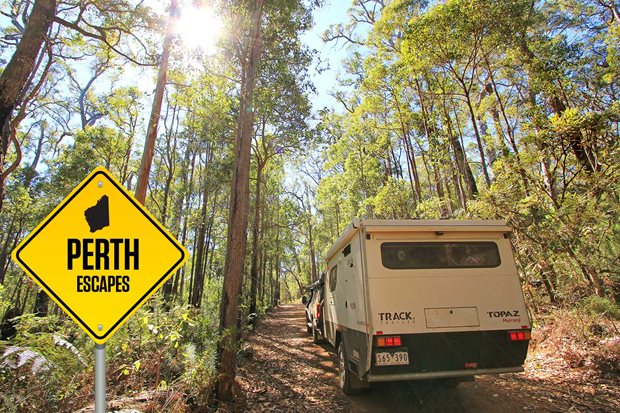 Perth Escapes Warren National Park