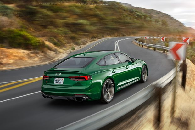 2019 Audi RS5 Sportback pricing and features announced