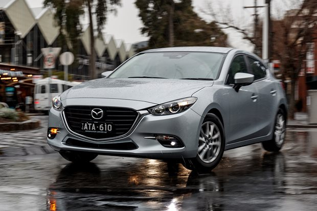 2018 Mazda 3 Touring Hatchback review