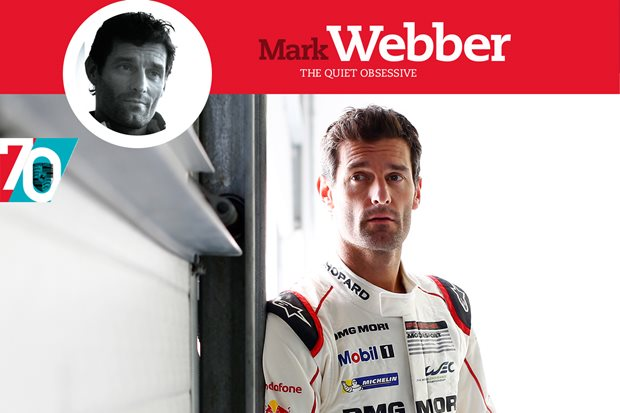Mark Webber on his Porsche obsession: Porsche turns 70