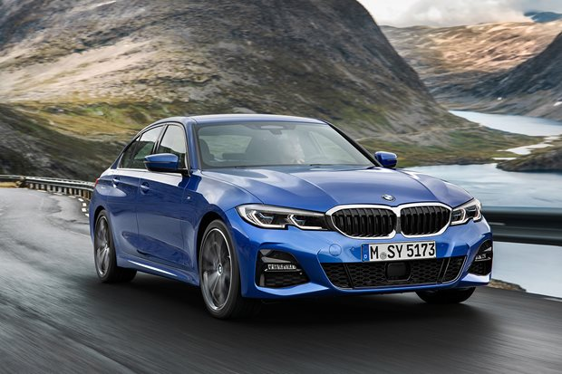 Next-generation BMW 3 Series revealed: Paris Motor Show 2018