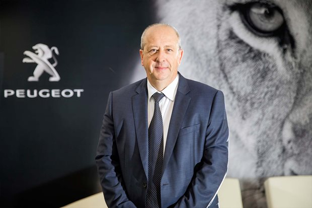 Peugeot's CEO Philippe Imperato opens fire