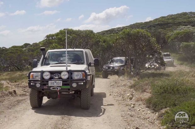 Vic High Country episode 3 video: 4x4 Adventure Series
