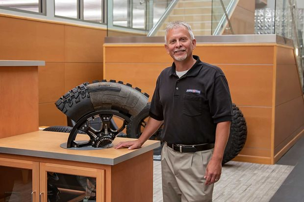 Interview Cooper Tire Ken Reuille
