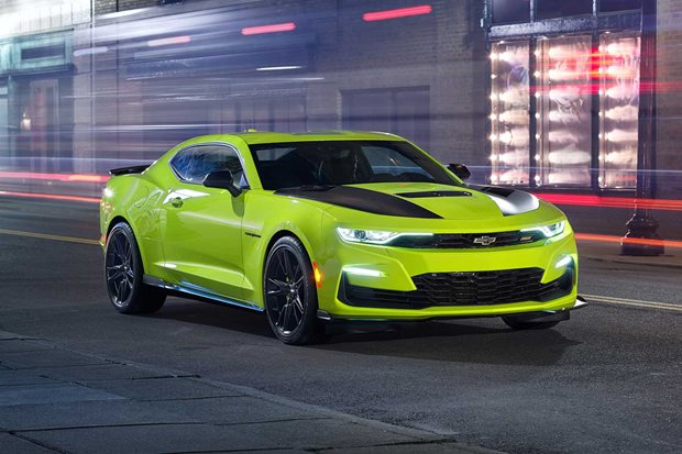 Chevrolet Camaro SS SEMA car revised concept styling