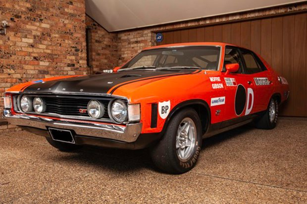Phase IV GTHO XA Falcon sells for $2 million