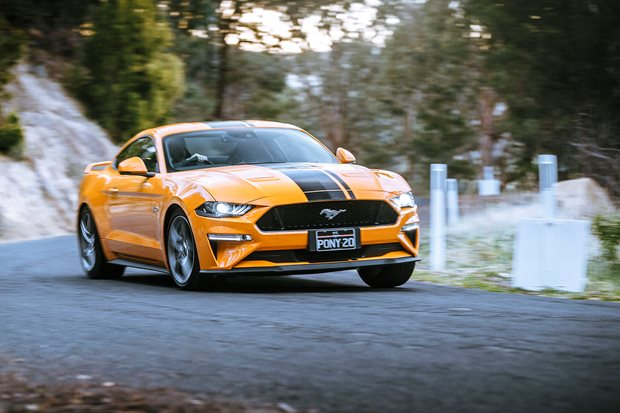 2019 Ford Mustang Range Review