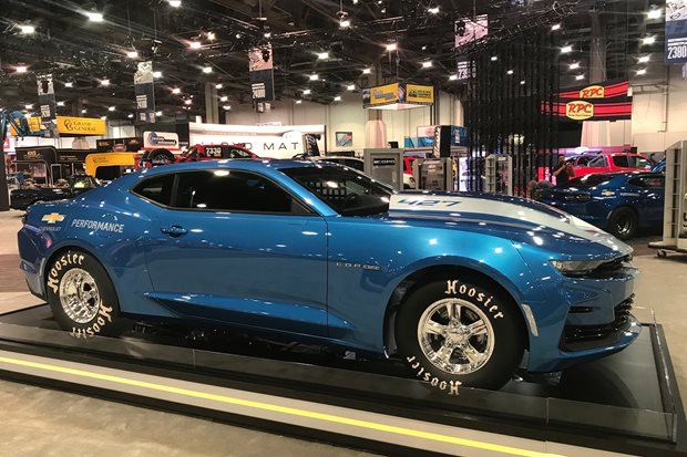 SEMA Show 2018 sneak preview - COPO Camaro and more