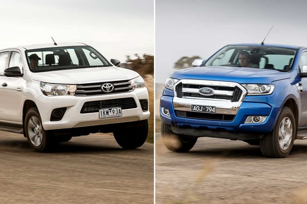 VFACTS October 2018 Hilux and Ranger lead the pack