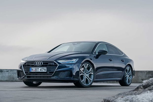 2019 Whichcar Style Awards Winner Audi A7 Sportback 55 Tfsi