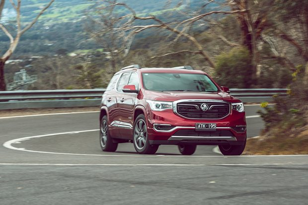 2019 Holden Acadia Range Review