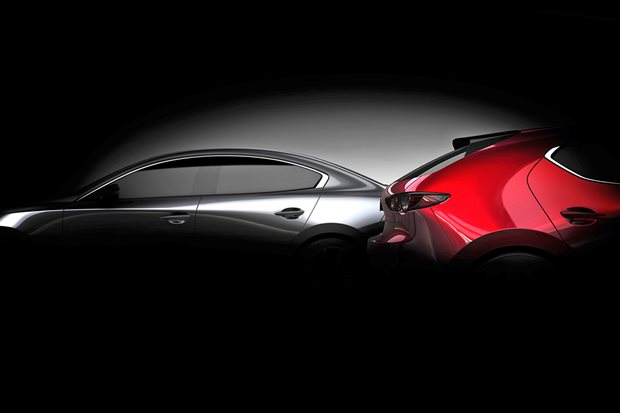 2019 Mazda 3 sedan and hatch to debut at LA show