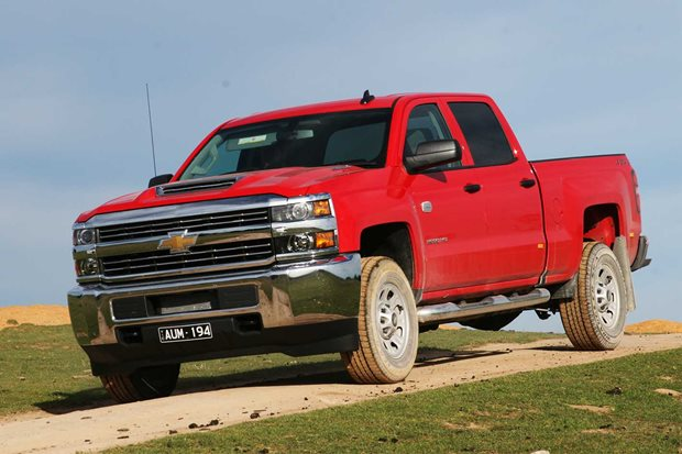 2018 Chevrolet Silverado 2500HD WT 4x4 review