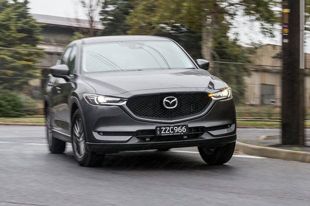 Mazda CX-5 gets turbo engine in US. Are we next?