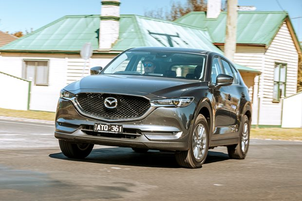2018 Mazda CX-5 Touring 2.5L review