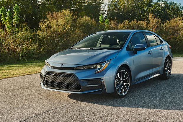 2019 Toyota Corolla sedan to miss out on hybrid option