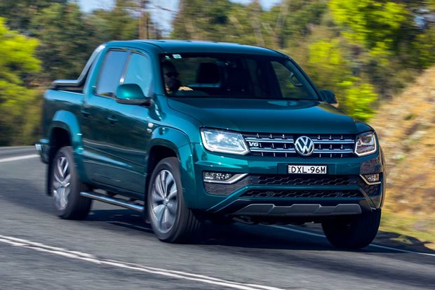 2018 Volkswagen Amarok Ultimate 580 4x4 review