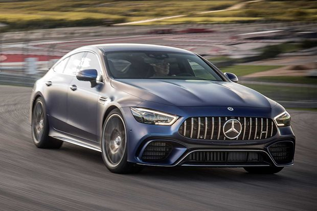 2019 Mercedes-AMG GT63 S 4-Door performance review