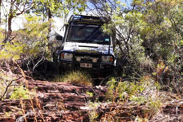 4x4 Trip to Litchfield National Park NT