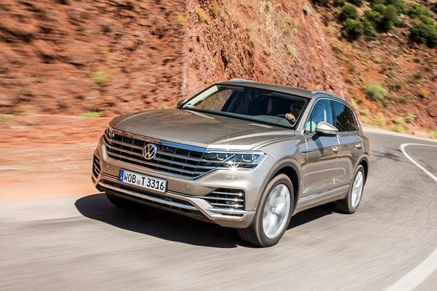 2019 Volkswagen Touareg Launch Edition review - middle-class