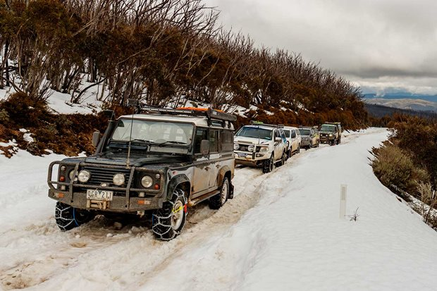 4x4 Australia Advertisers Trip to the Victorian High Country
