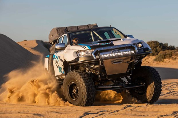 Custom Ford Ranger PXII photo gallery