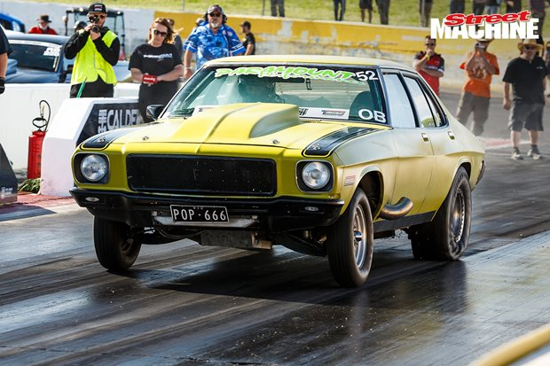 Drag Challenge Outlaw Blown highlights – Video