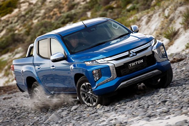2019 Mitsubishi Triton range revealed