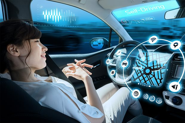 Autonomous Cars: the different types explained