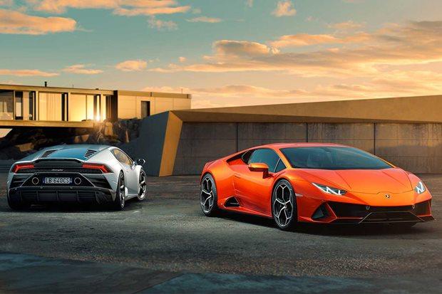 2019 Lamborghini Huracan Evo Review Motor