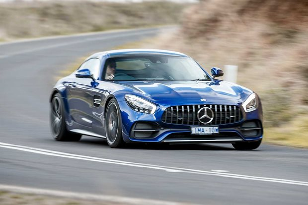2019 Mercedes-AMG GT C performance review