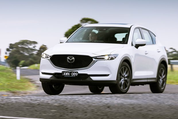 2019 Mazda CX-5 Akera 2.5 turbo review