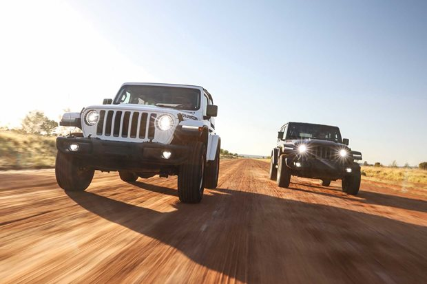 2019 Jeep JL Wrangler Australian pricing and specs released