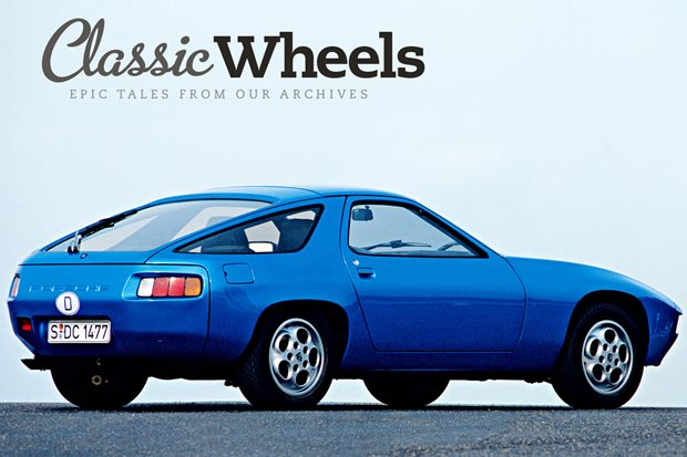 Eight-gun salute: How the Porsche 928 came to be