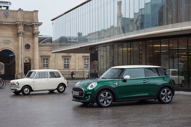 Mini 60 Years Edition celebrates the birth of a legend