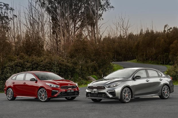 2019 Kia Cerato GT slides in as performance-focused, value-rich small...