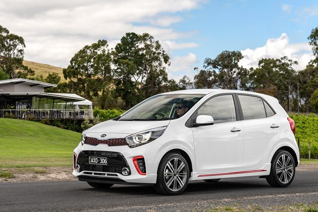 2019 Kia Picanto GT arrives as pint-size performer