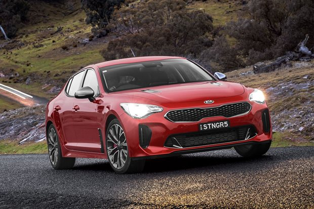 2019 Kia Stinger 300Si quick review