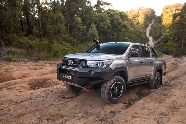 Toyota Hilux on target to outsell entire Holden range