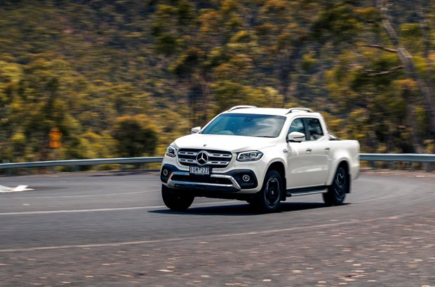 2019 Mercedes-Benz X350d on-road review