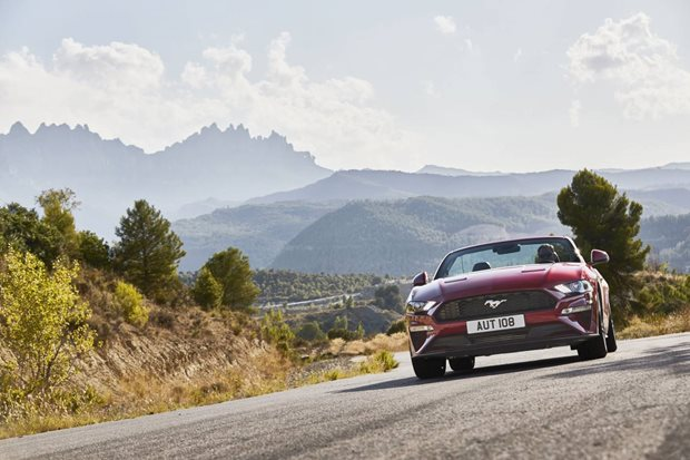 More power mooted for Ford Mustang EcoBoost