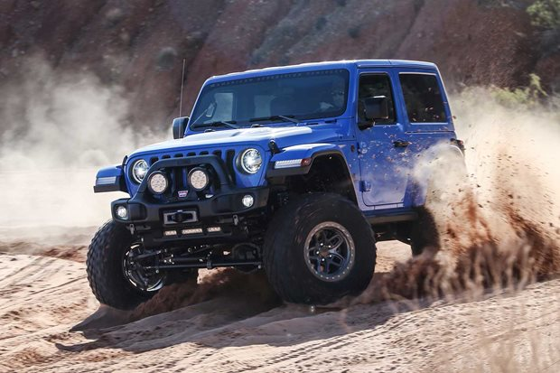 Custom AEV Jeep JL Wrangler review