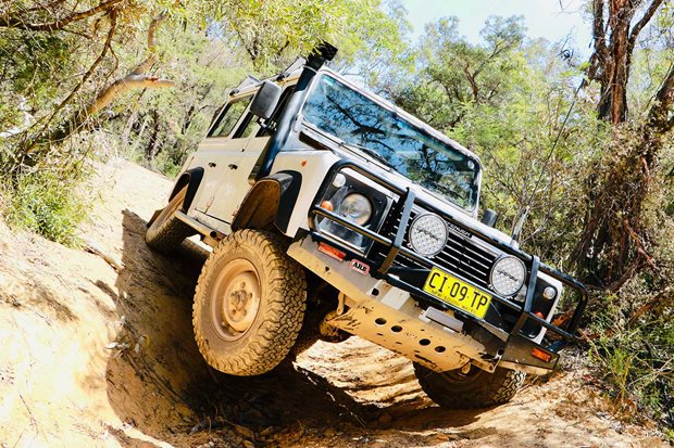 1994 Land Rover Defender 300TDI long-term review part 5 4x4 shed