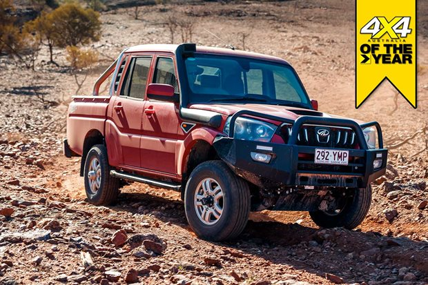 4x4 of the Year 2019 Mahindra Pik-Up S10 review